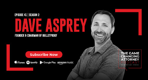 Episode 41 — Dave Asprey — Becoming Bulletproof: Living Your Longest and Healthiest Life