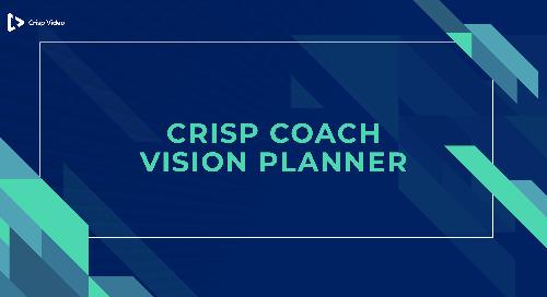 Crisp Coach Vision Planner Tool