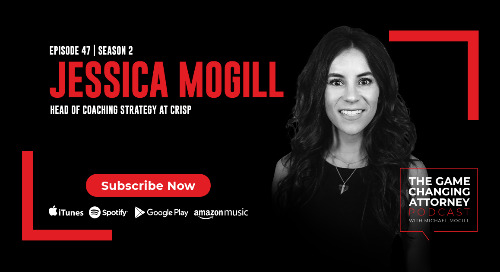 Episode 47 — Jessica Mogill — A Transformational Partnership: How Opposites Attract