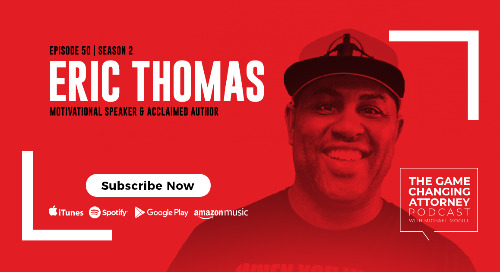Episode 50 — Eric Thomas — The Secret to Success