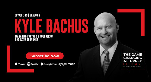Episode 49 — Kyle Bachus — Embracing Change as the Catalyst to Growth