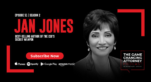 Episode 51 — Jan Jones — The CEO's Secret Weapon: How Great Leaders and Their Assistants Maximize Productivity and Effectiveness