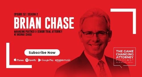 Episode 52 — Brian Chase — Aligning Passion and Purpose