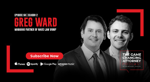 Episode 59 — Greg Ward — Impact and Service: The Measures of a Leader's Success