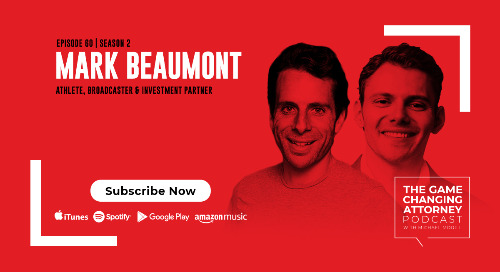 Episode 60 — Mark Beaumont — Around the World in 80 Days: What it Takes to Break a World Record