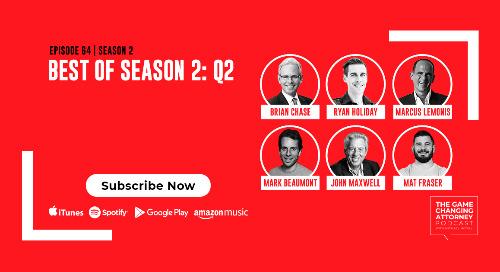 Episode 64 — Best of Season 2: Q2
