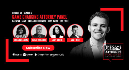 Episode 65 — Legal Thought Leaders: LIVE from the EVOLVE Summit