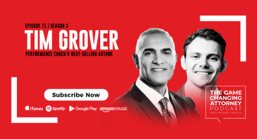 Episode 71 — Tim Grover — Winning: The Unforgiving Race to Greatness