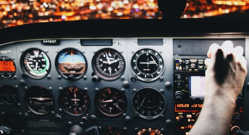 Why measuring marketing ROI is like flying a 747