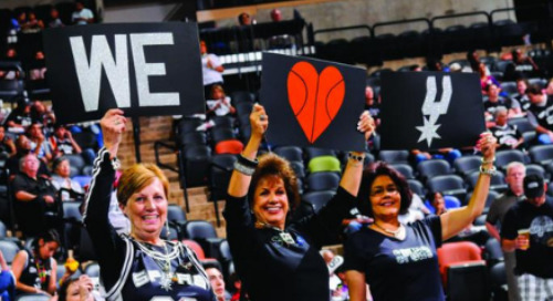 How the San Antonio Spurs and Eloqua created a championship fan experience