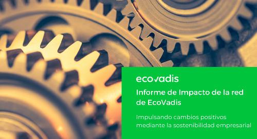 Informe de Impacto de la red de EcoVadis