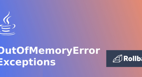 How to Handle OutOfMemoryError Exceptions in Java