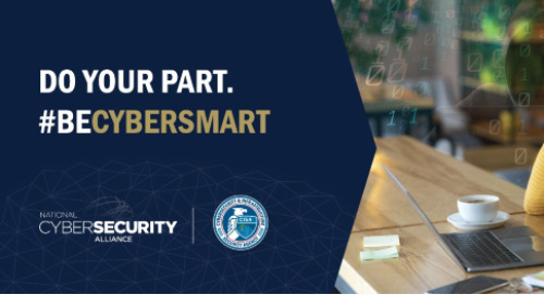 National Cyber Security Awareness Month (NCSAM) Kick-off