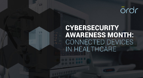 Securing Internet-Connected Devices in Healthcare – National Cybersecurity Awareness Month