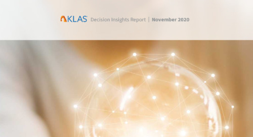KLAS Names Ordr Market Leader in Healthcare IoT Security
