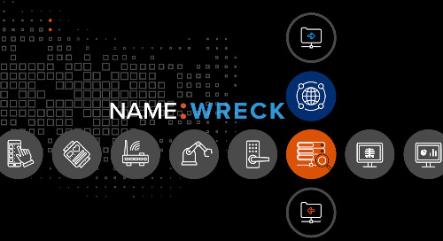 NAME:WRECK - unlikely as an initial compromise, but here is what you should know