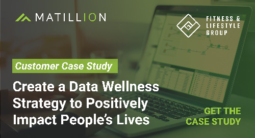 Fitness and Lifestyle cuts data load time from 1hr to 5mins