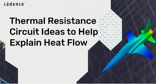 Thermal Resistance Circuit Ideas to Help Explain Heat Flow
