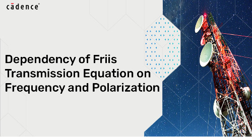 Dependency of Friis Transmission Equation on Frequency and Polarization