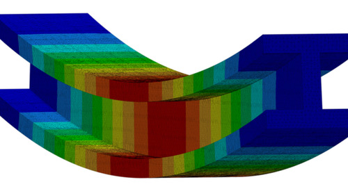 FEA/CFD Analysis for Fluid-Structure Interaction Studies