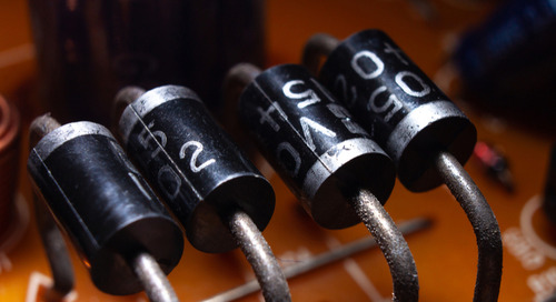 Gain an Elementary Understanding of Diode Offset Voltage