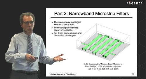 Intuitive Microwave Filter Design: Narrowband, High-Q Cavity Combline Filter