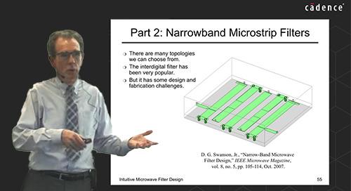 Intuitive Microwave Filter Design: Narrowband, High-Q Cavity Combline Filter