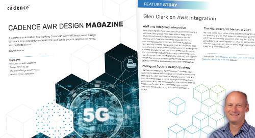 Cadence AWR Design Magazine Vol. 20.4