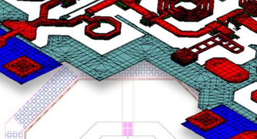 EMX Planar 3D Solver