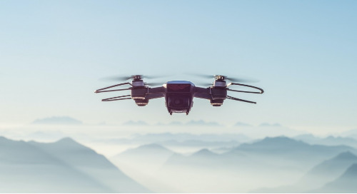 Extending Quadcopter Drone Flight Time and Range with Omnis™ CFD Simulation