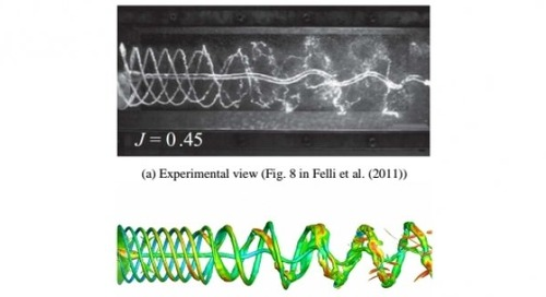 Influence of Turbulence Closures for Wake Prediction for Marine Propeller Design
