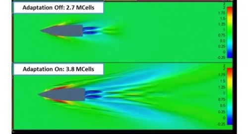 Business and Technical Adaptivity in Marine CFD Simulations Bridging the Gap