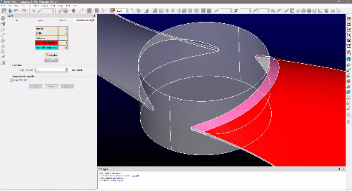 Pointwise CAD Cleanup Series: How To Extend A Surface To Cover A Gap