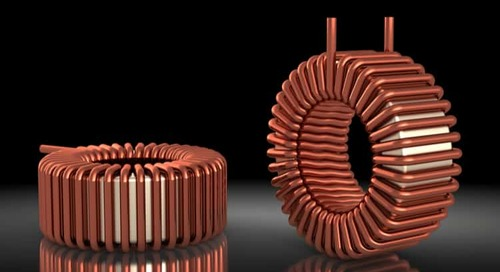 What Is the Parasitic Capacitance of an Inductor?