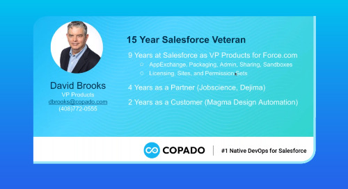 Copado's Five Paths to Salesforce DevOps Enlightenment