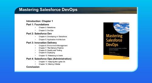 Tech Talk: Mastering Salesforce DevOps