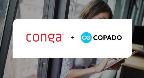 Ramping Up Digital Document Transformation for Conga | Copado