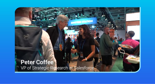 Dreamforce 2019 with Peter Coffee and Copado