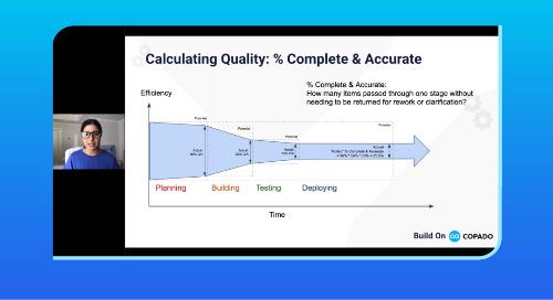 Tech Talk: DevOps 360 Value Stream Mapping