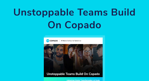 Unstoppable Teams Build On Copado
