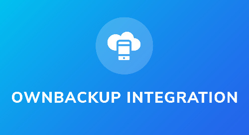 OwnBackup Integration