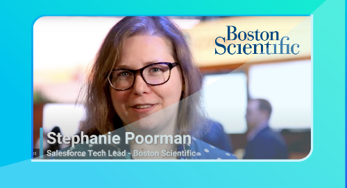 Hear what Boston Scientific loves about Copado