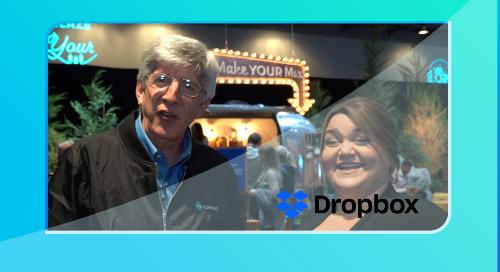 Dreamforce 2019 with Peter Coffee: Dropbox + Copado