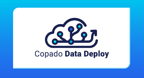 Tech Talk: Copado Data Deploy Summer '20