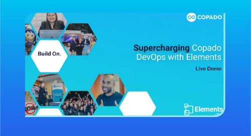 Live Demo: Supercharging Copado DevOps with Elements