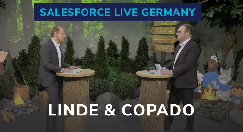 Salesforce Live Germany: Copado and Linde