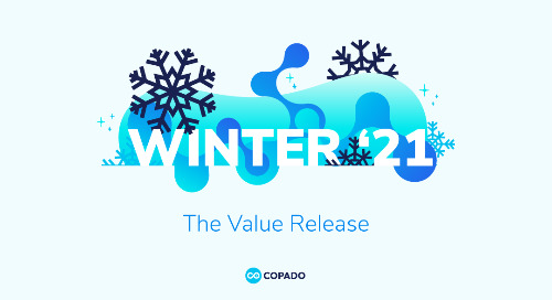 Winter '21: The Value Release