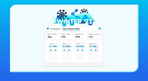 Copado Winter 21 Release Preview