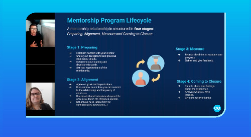 Copado Mentorship Program