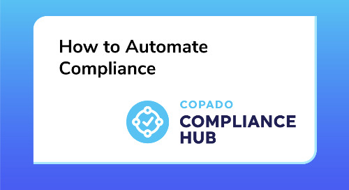 How to Automate Compliance  Live Demo of Copado Compliance Hub